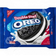 Oreo-Double Stuff Sandwich Cookies, 435 гр, США