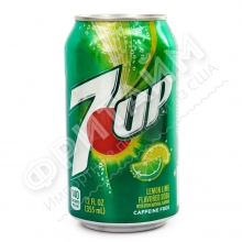 7-UP Classic, 0.355л, США