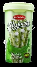 Вафельные трубочки Kokola Majorico Matcha (Матча) 250гр, Индонезия