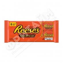 Шоколадные тарталетки с арахисовой пастой Hershey's Reese's, 124гр (8 шт.), США