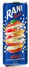 RANI Apple (Яблоко), 0.240л, ж/б,  Иран
