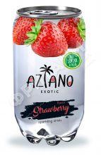 Aziano Strawberry (Клубника), 0.350л, ж/б, Китай