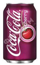 Coca-Cola Cherry, 0.330л, Германия