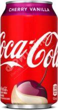 Coca-Cola Cherry Vanilla  0.355 л, шт. США
