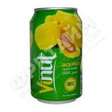 VINUT JACKFRUIT  juiсe drink (Джекфрукт) 0,33 л, Вьетнам