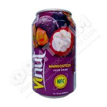 VINUT MANGOSTEEN  juiсe drink (Мангустин) 0,33 л, Вьетнам