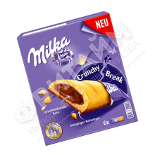 Milka Crunchy Break, 156 гр, Германия