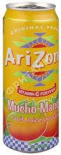 Arizona Mucho Mango (Манго), 0.340л, США