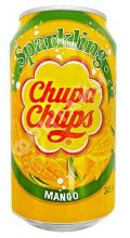 Chupa Chups Mango (Чупа Чупс Манго), 0.345л, ж/б, Корея
