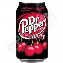 Dr Pepper Cherry, 0.330л, Польша