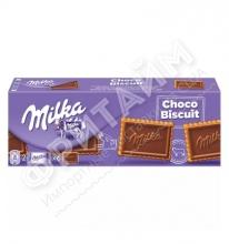 Milka Choco Biscuit, 150 гр, Германия