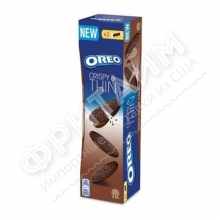Oreo Crispy & Thin Chocolate Creme, 96 гр, Португалия