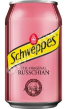 Schweppes Russchian, 0.330л, Польша
