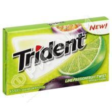 Trident Gum Lime Passionfruit Twist, США