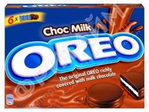 Oreo Choc Milk, 246 гр, Испания