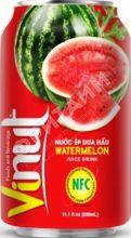 VINUT WATERMELON  juiсe drink (Арбуз) 0,33 л, Вьетнам