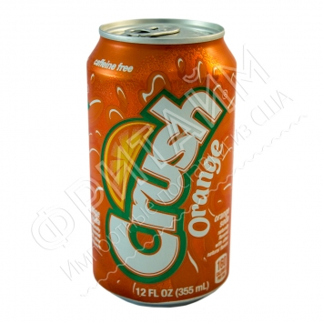 Crush Orange, 0.355л, США