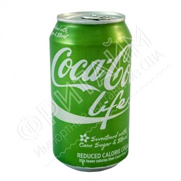 Coca-Cola Life, 0.355l, США