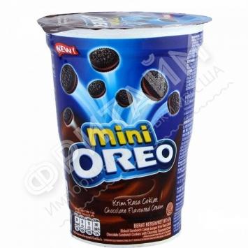 Oreo Mini Choco Creme, 67 гр, Индонезия