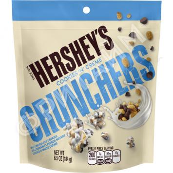 Конфеты из белого шоколада с печеньем Hershey's, 184g, США