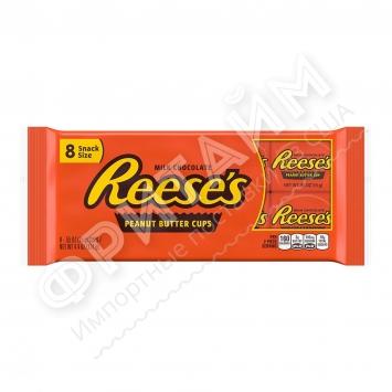 Шоколадные тарталетки с арахисовой пастой Hershey's Reese's, 124g (8 шт.), США