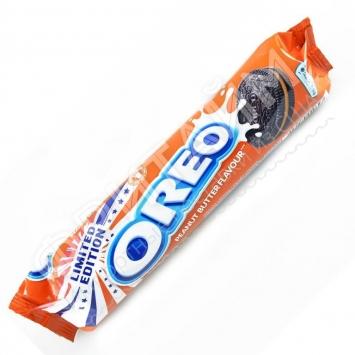 Oreo Peanut Butter, 154 гр, Великобритания