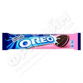 Oreo Strawberry Cheesecake, 154 гр, Великобритания