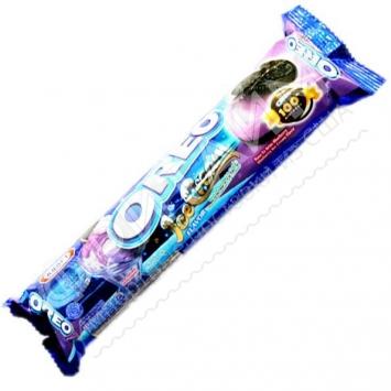 Oreo Blueberry Ice Cream, 137 гр, Индонезия