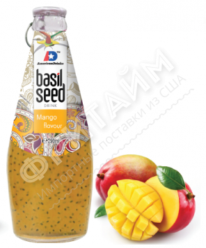 Basil Seed Mango flavour, 0.290l, Вьетнам