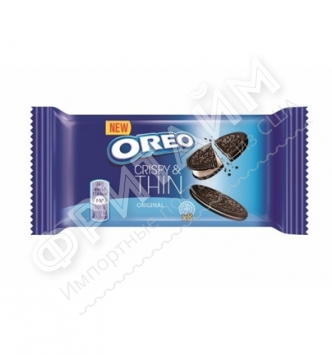 Oreo Crispy & Thin, 48 гр, Португалия