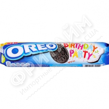 Oreo Birthday Party, 154 гр, Испания