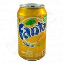 Fanta Mango, 0.355l, США