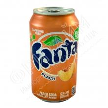 Fanta Peach, 0.355л, США