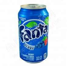 Fanta Berry, 0.355l, США
