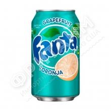 Fanta Grapefruit, 0.355l, США