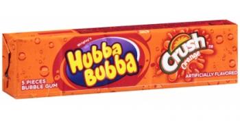 Жевательная резинка HUBBA BUBBA Gum Crush, США