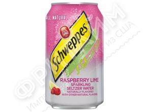 Schweppes Raspberry Lime, 0.335l, США