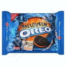 Oreo Halloween Chocolate Sandwich Cookies, 435 гр, США