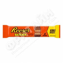Шоколадный батончик с арахисовой пастой Hershey's Reese's, 85g (4 шт.), США