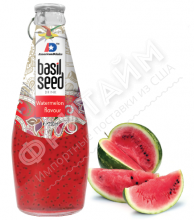 Basil Seed Watermelon flavour, 0.290l, Вьетнам