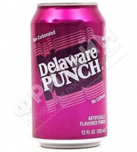 Delaware Punch, 0.335l, США