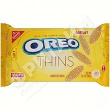 Oreo-Thins Golden Sandwich Cookies, 287 гр, США
