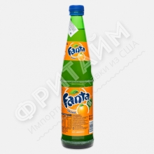 Fanta Orange, 0.500л, США
