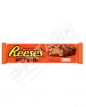 Шоколадный батончик с арахисовой пастой Hershey's Reese's, 47g, США